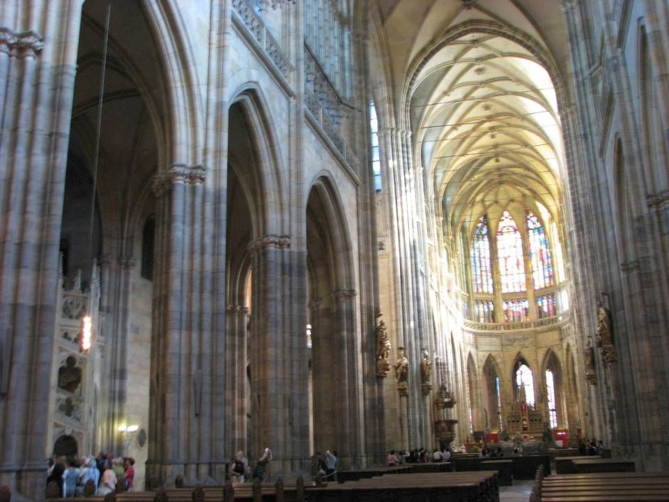 Cathédrale Saint-Guy