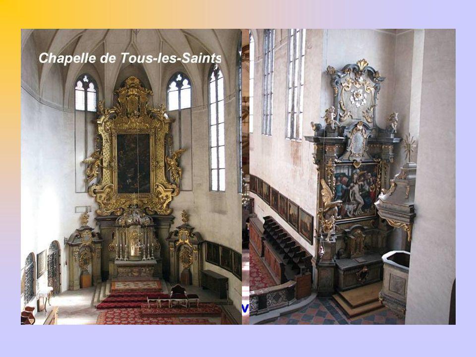 Tombeau de Saint-Venceslas