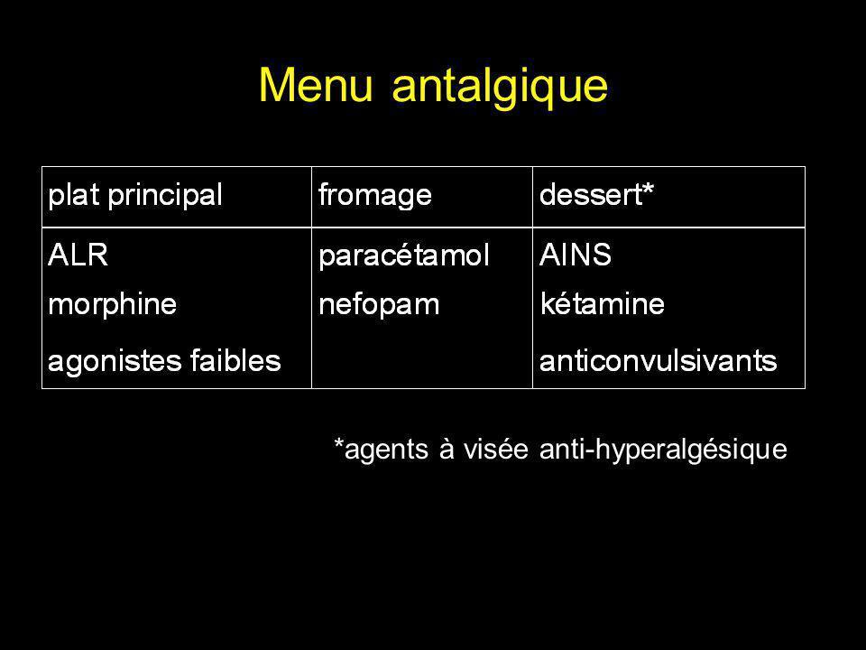 AINS sélectifs cox 2 Joshi et al.