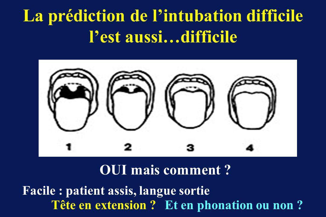 Combitube et intubation difficile l Blostein PA et al.