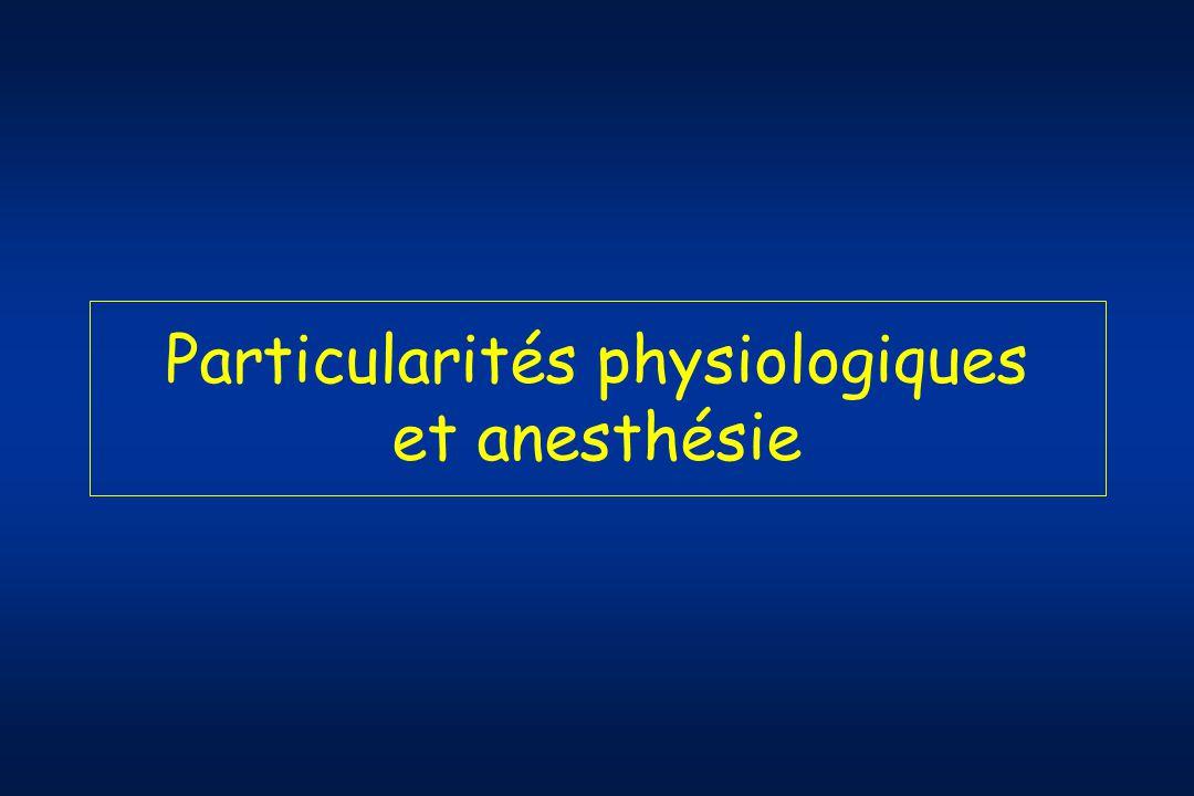Anesthésie loco régionale Blocs centraux –Rachianesthésie –Anesthésie péridurale –Anesthésie caudale: prolongement sacré de l espace péridural.