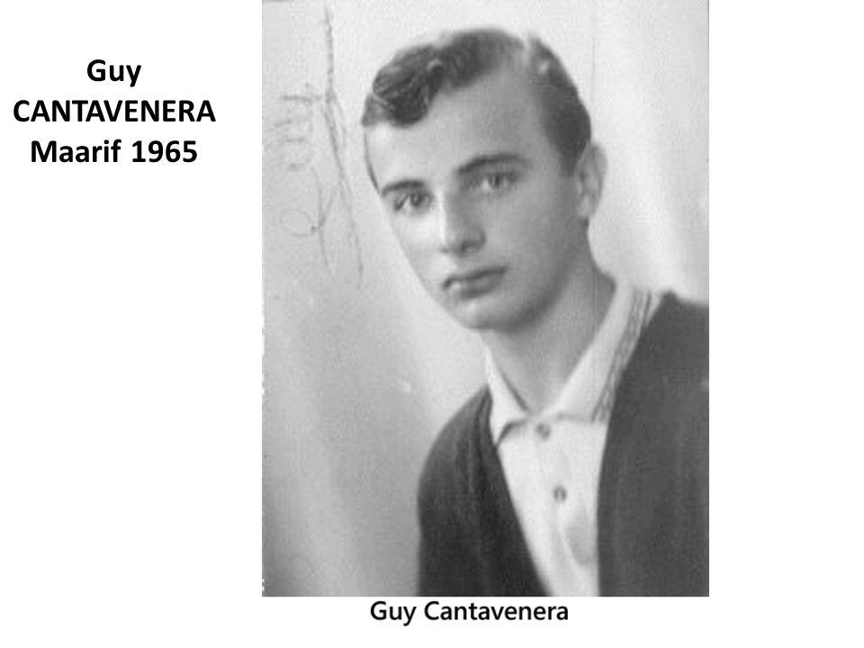Guy Cantavenera, Jeannot Guarino et Santo Cantavenera Rosas 2013