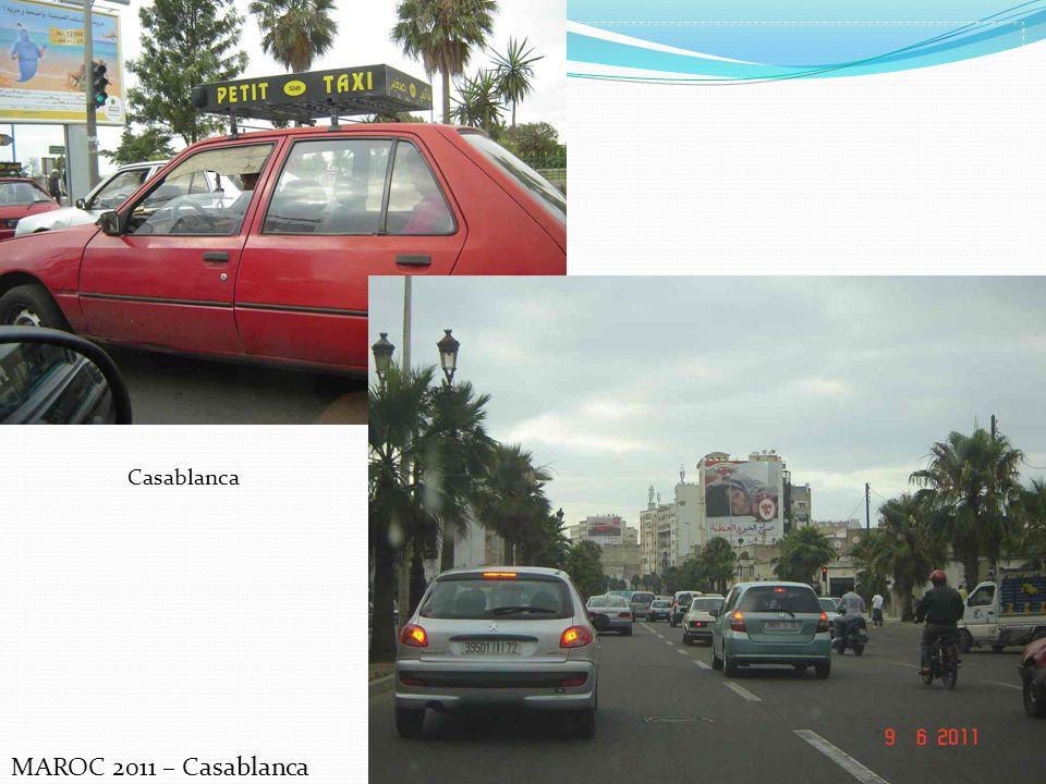 MAROC 2011 – Casablanca Casablanca