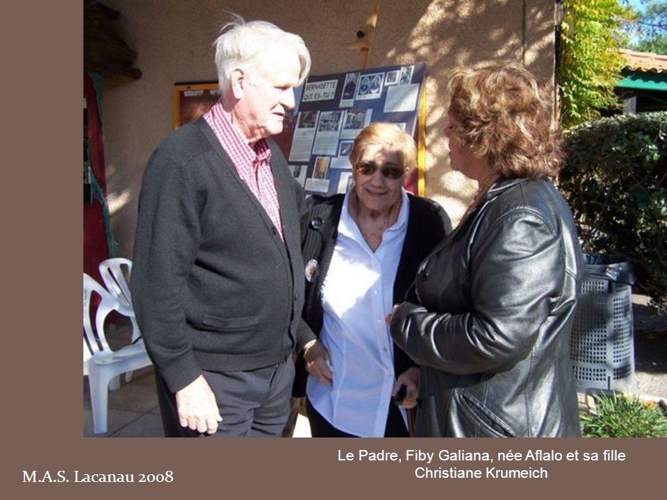 M.A.S. Lacanau 2008 Notre animatrice de la soirée, Nanou Franco