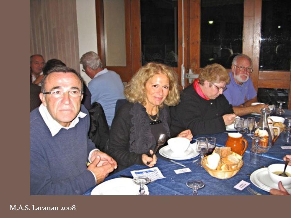 M.A.S. Lacanau 2008