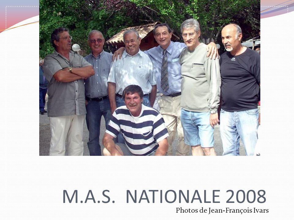 M.A.S. NATIONALE 2008 Photos de Jean-François Ivars