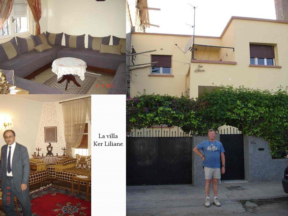 MAROC 2011 – Maarif La villa Ker Liliane