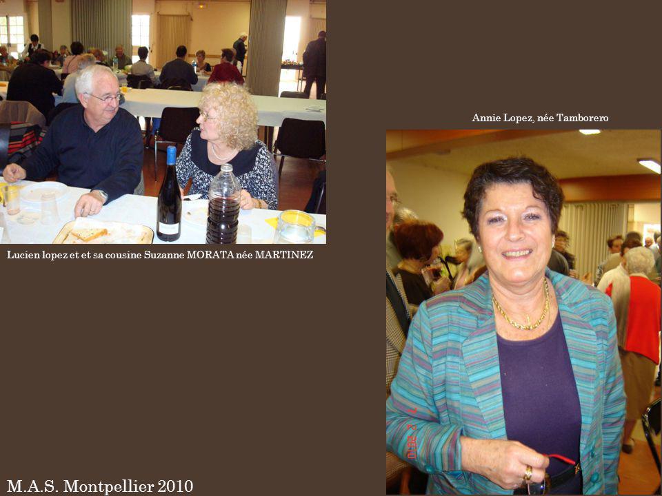 M.A.S. Montpellier 2010 La Paella Germaine avec nos Amies du bureau de Marseille