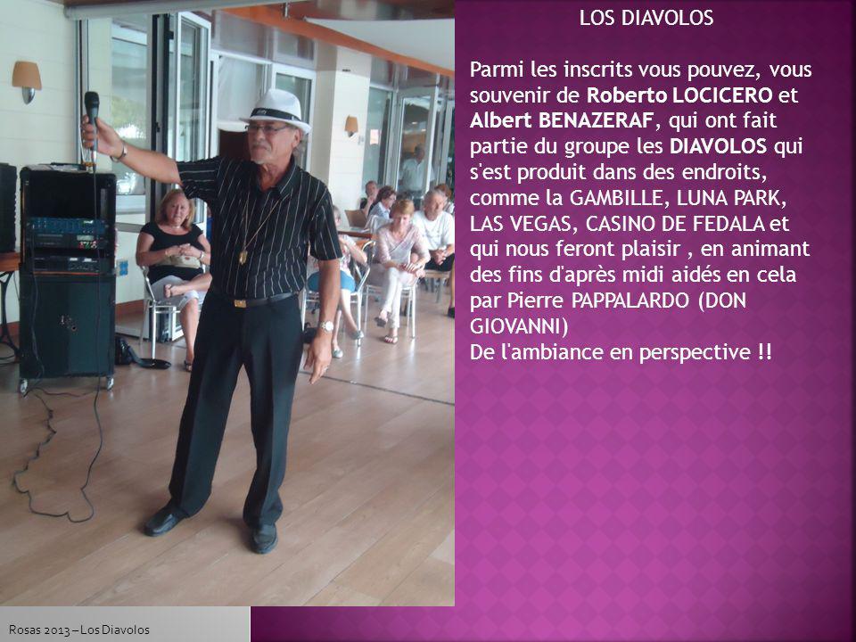 Rosas 2013 – Los Diavolos