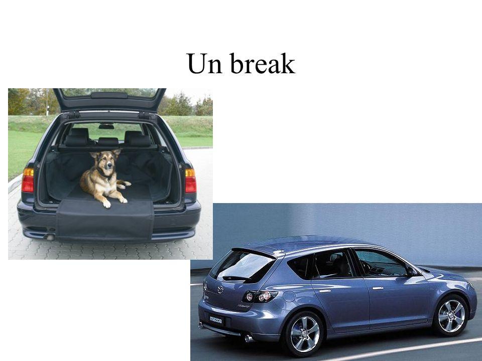 Un break