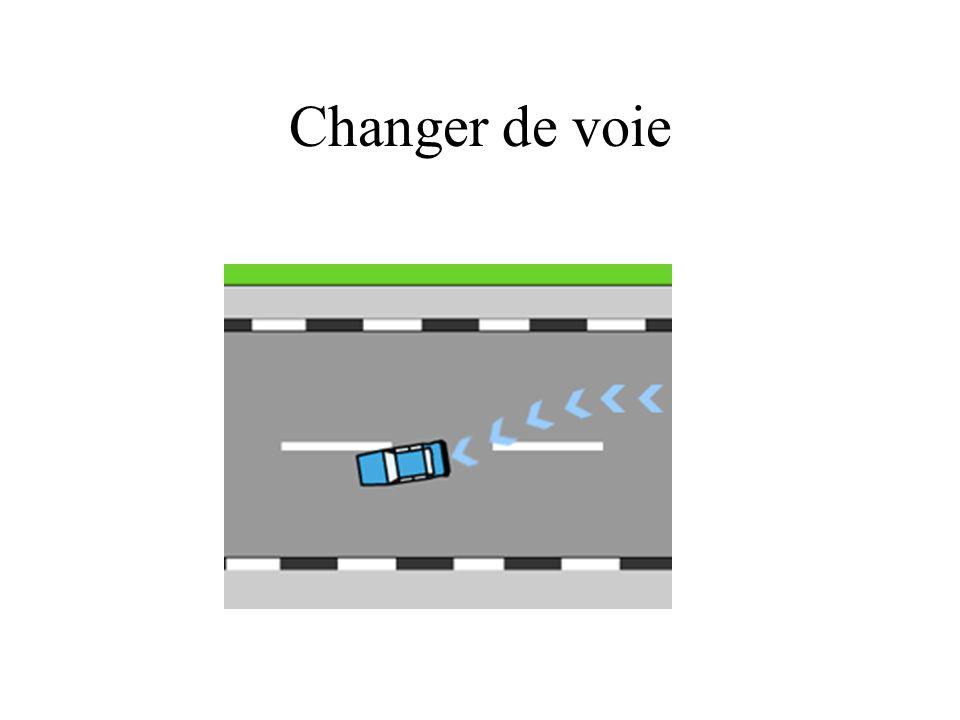 Changer de voie