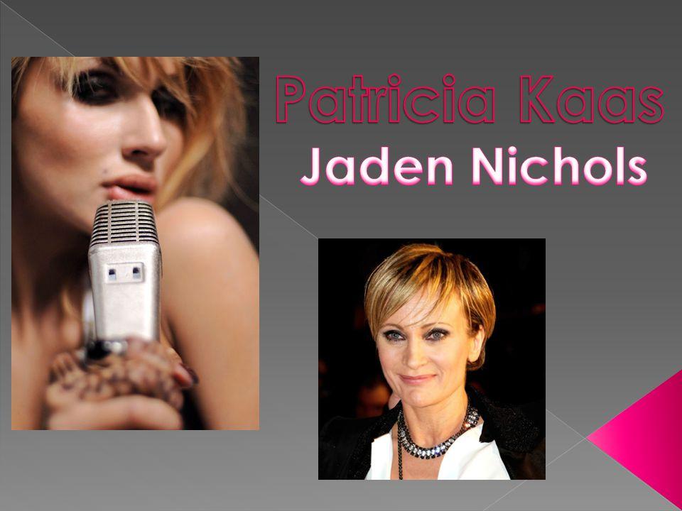 Patricia Kaas est une chanteuse célèbre en France. Patricia Kaas a aussi été dans quelques films.