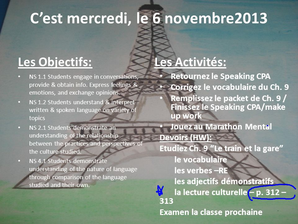 9 Other useful words and expressions arriver à + infinitif être en avance perdre patience être en retard to be early to lose patience to manage to, to succeed in to be late Vocabulaire (English–French)