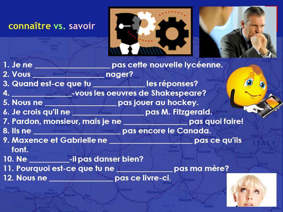 français 2 le 12-13 mars 2012 ActivitéClasseur Pas dentrée .