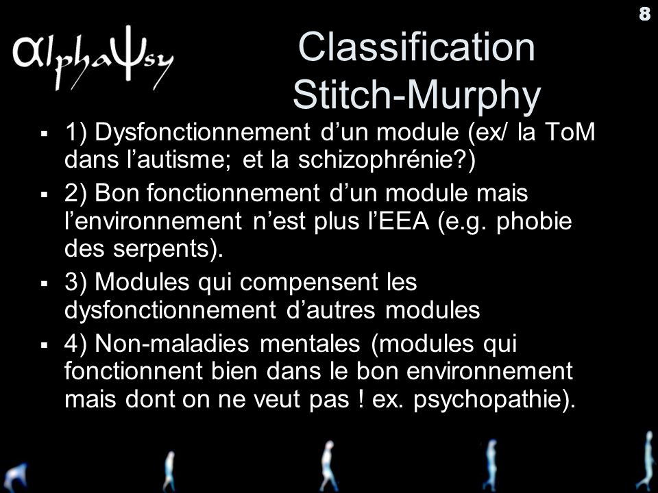 7 Classification Stitch-Murphy