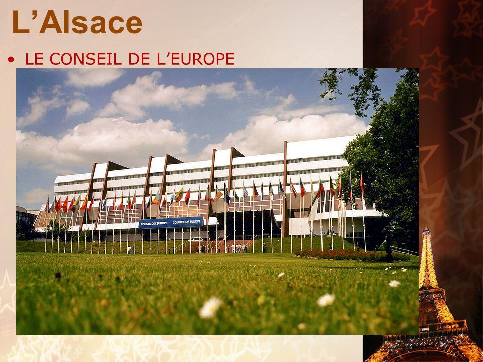 LAlsace STRASBOURG
