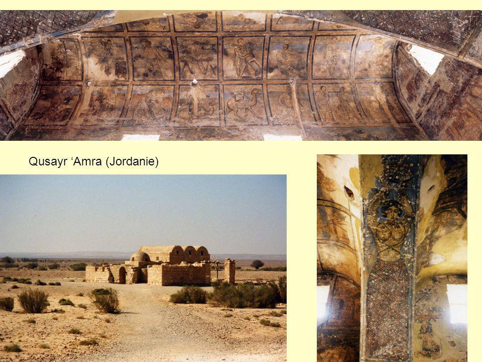 Qusayr Amra (Jordanie)