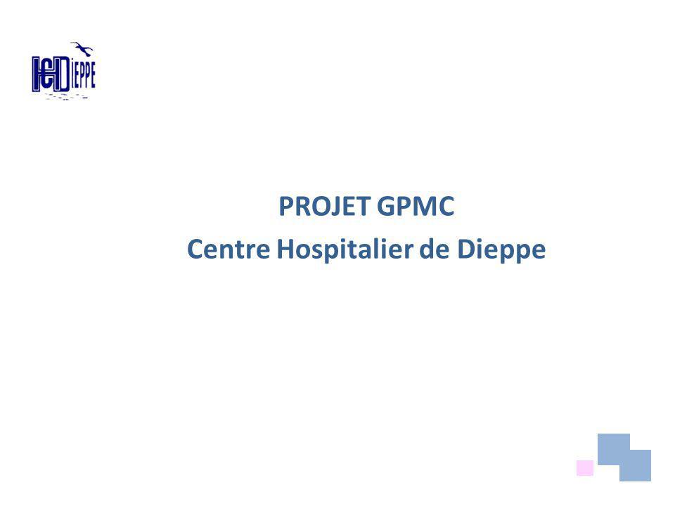 PROJET GPMC Centre Hospitalier de Dieppe