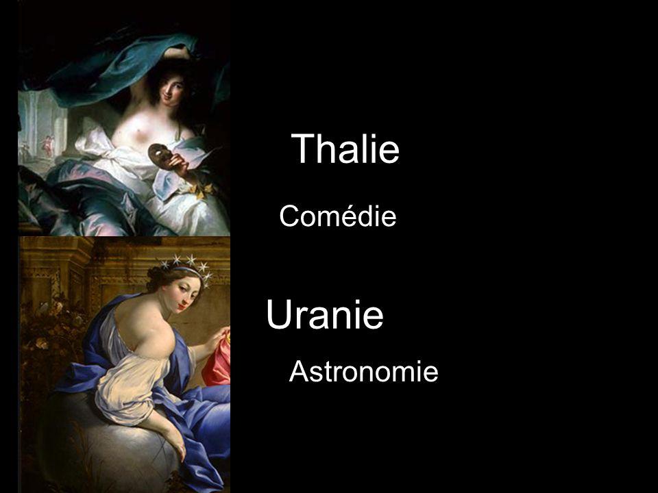 Thalie Comédie Uranie Astronomie