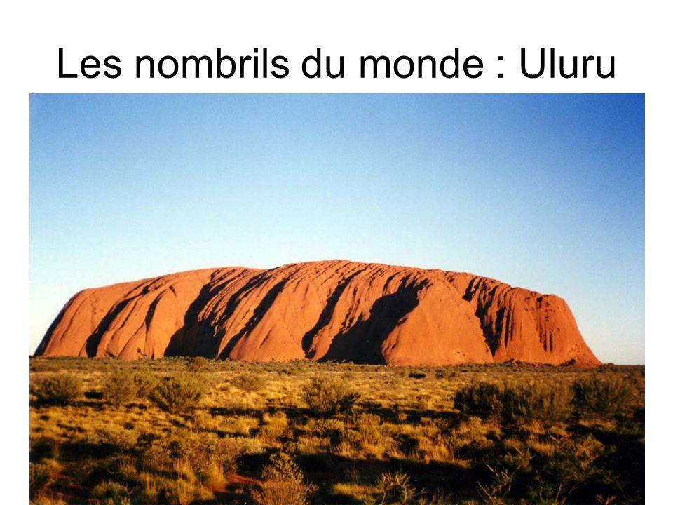 Les nombrils du monde : Uluru