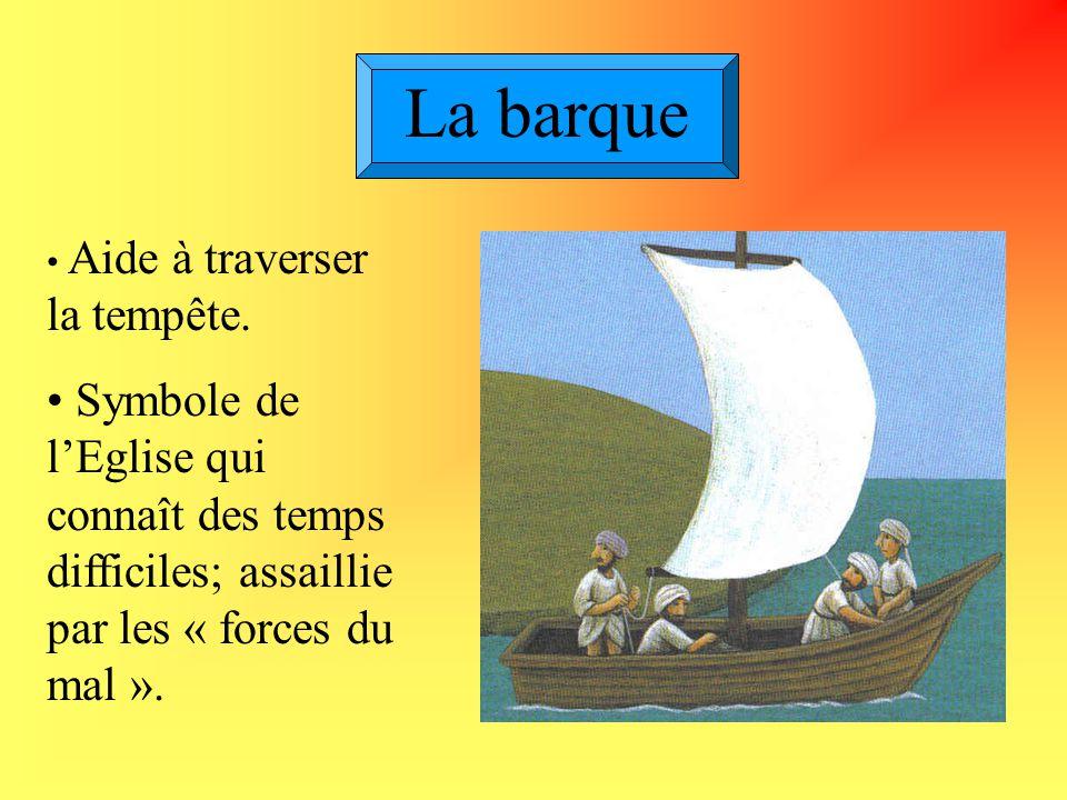 Le vent Cest lui qui déchaîne la mer. Symbole de la présence de Dieu. Il nous bascule, nous remet en question.