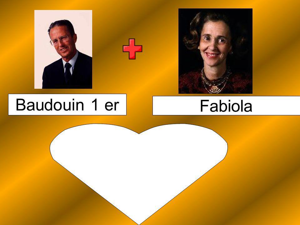 Fabiola Baudouin 1 er