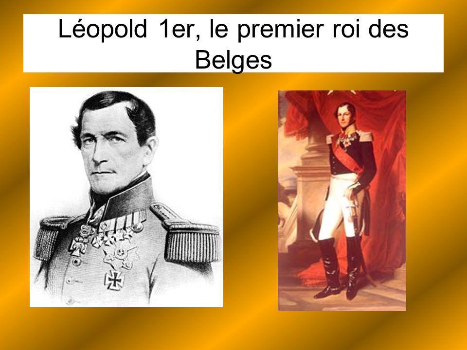 Léopold 1er, le premier roi des Belges