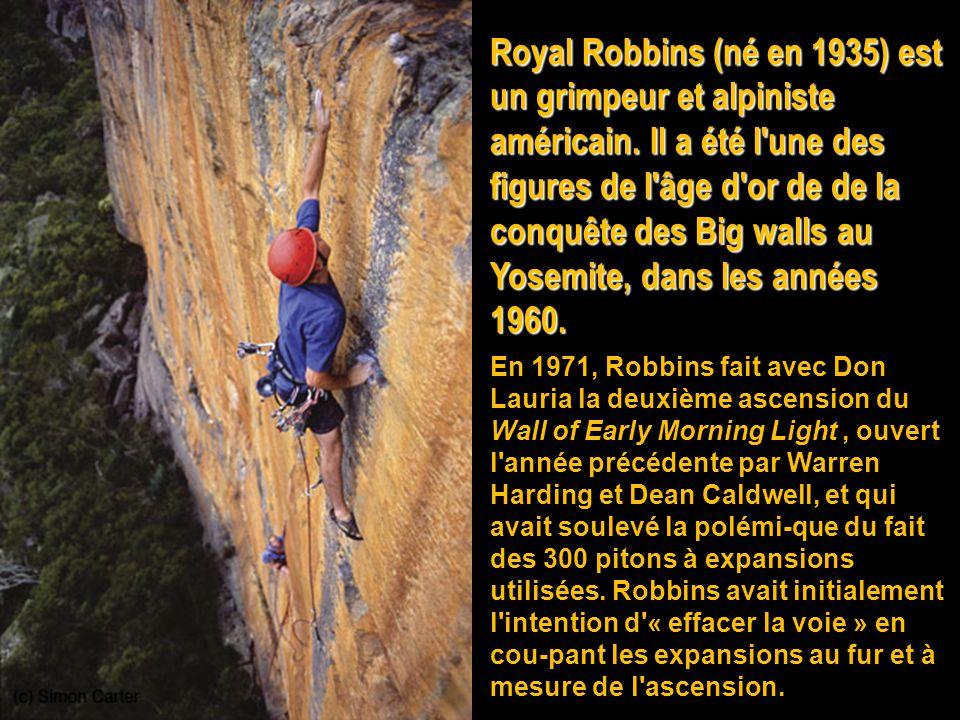 Ed Viesturs (né le 22 juin 1959) est un alpiniste américain. Il fut le premier, dans son pays, à atteindre les quatorze sommets de plus de huit mille