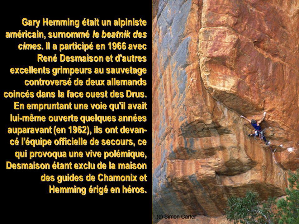 John Harlin (1935, Kansas City - 1966, Suisse) était un alpiniste américain. C'est un ancien officier dans l'armée de l'air, l'US Air Force. En août 1