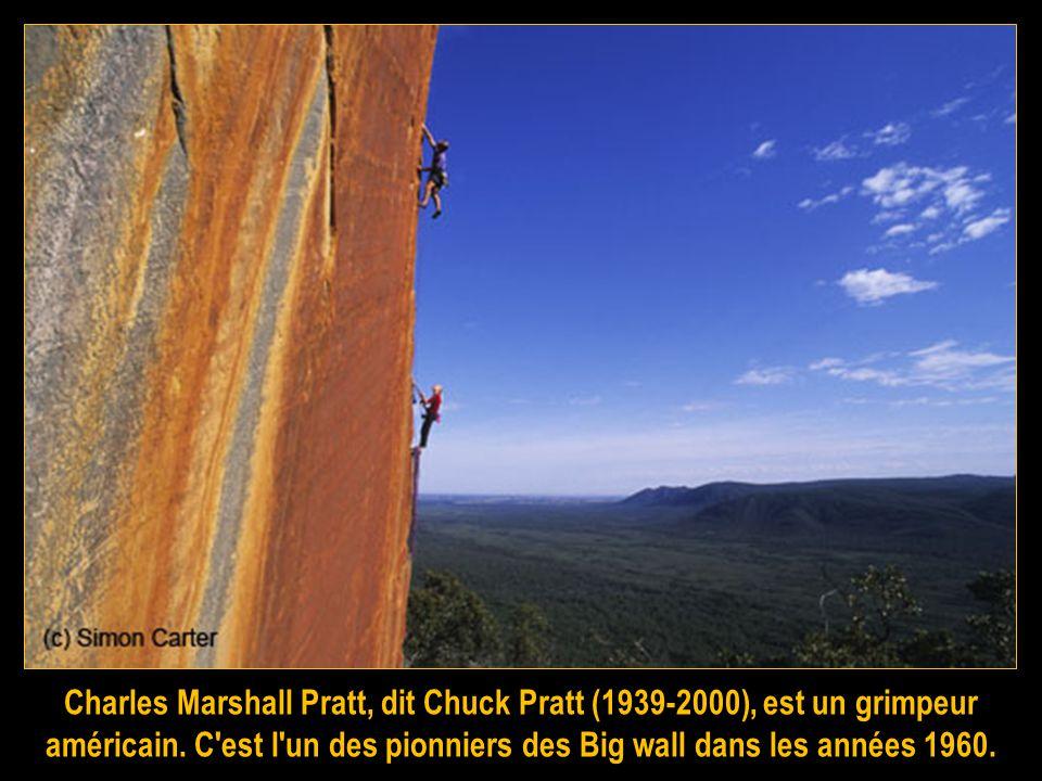Gary Hemming était un alpiniste américain, surnommé le beatnik des cimes. Il a participé en 1966 avec René Desmaison et d'autres excellents grimpeurs