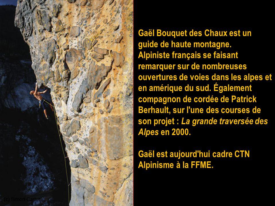 Robert Paragot est un alpiniste français né en 1927 à Bullion (Yvelines) qui s'est illustré sur de nombreuses ascensions.