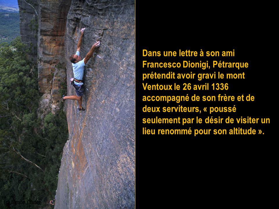Les Britanniques Sir Christian John Storey Bonington, né le 6 août 1934 à Hampstead, est un alpiniste britannique.