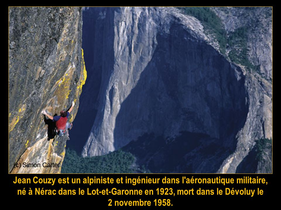 Jean-Marc Boivin (6 avril 1951 - 17 février 1990) est un alpiniste français, né à Dijon. Jeune, il s'entraînait à l'escalade sur la falaise de Cormot,