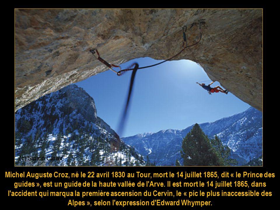 Pierre Chapoutot (1939-2006) dit Chaps, est un alpiniste et écrivain français, ouvreur de nombreuses voies notamment dans son massif de prédilection,