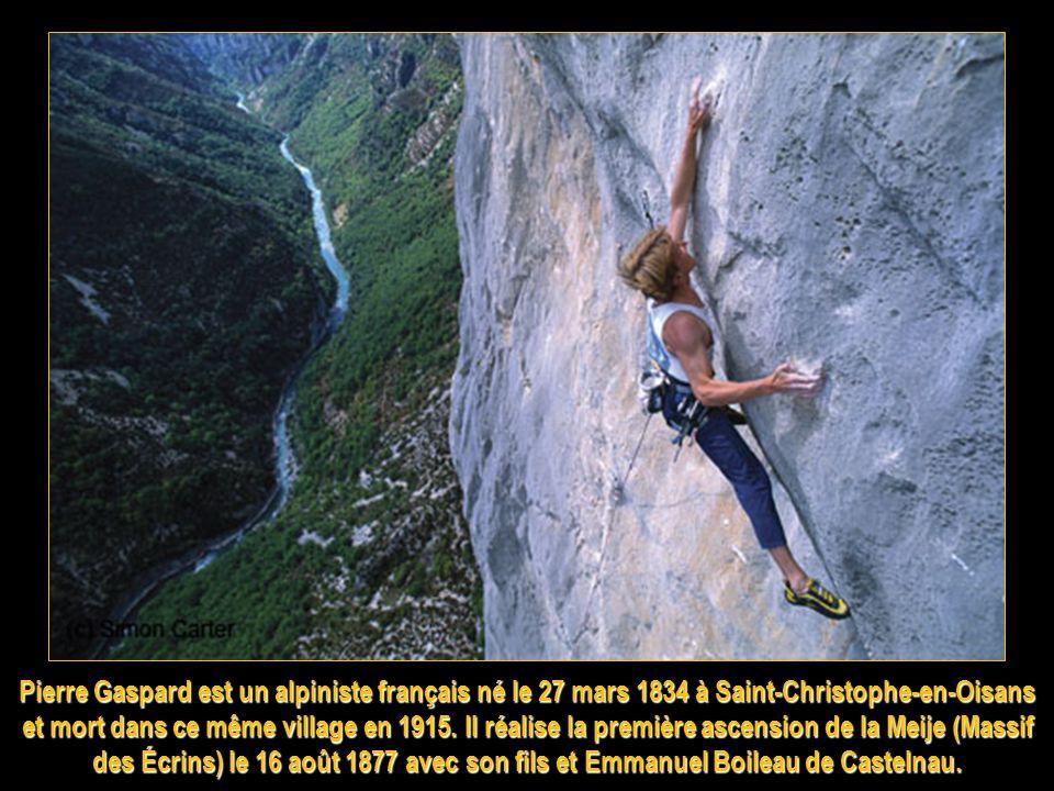 Lucien Devies (1910-1980) était un alpiniste français. Il était le prin- cipal dirigeant des associations de montagne de la période 1945-1970. Il a à