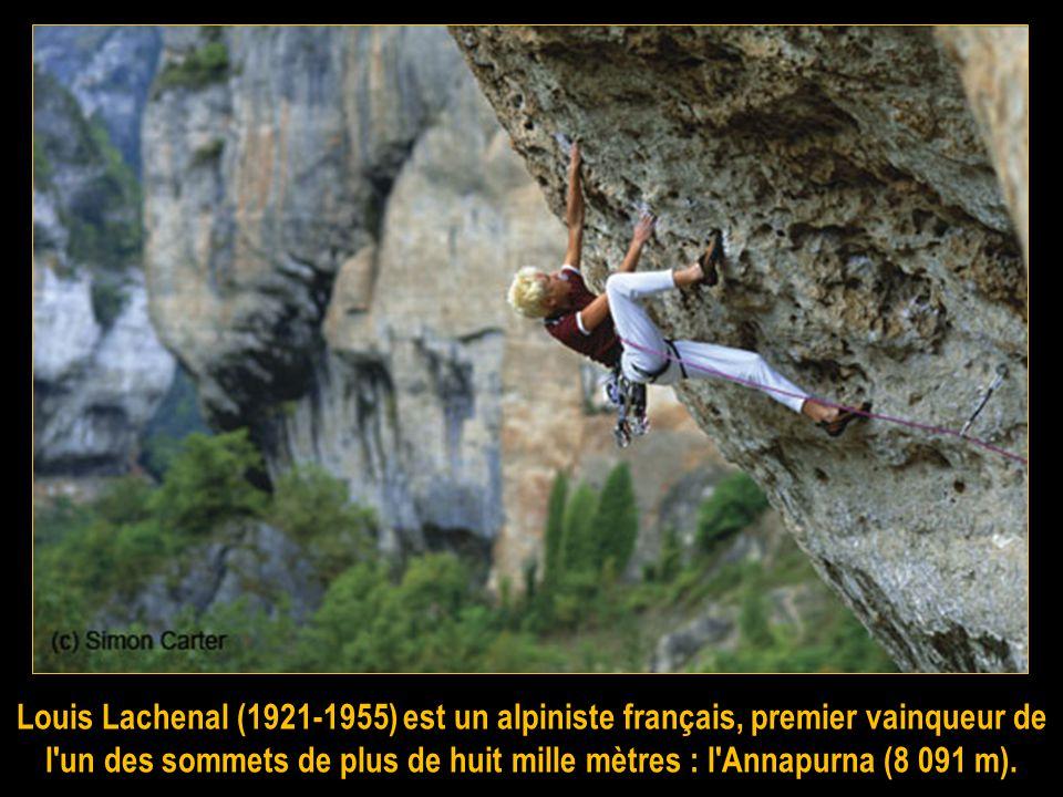 Nicolas Jaeger (1946 - avril 1980) est un médecin et alpiniste français, fils de la photographe Janine Niépce. Il sort major de sa promotion de guide