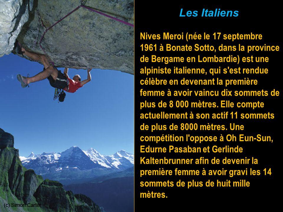 Lionel Terray est un alpiniste français né le 25 juillet 1921 et mort le 19 septembre 1965. et mort le 19 septembre 1965.