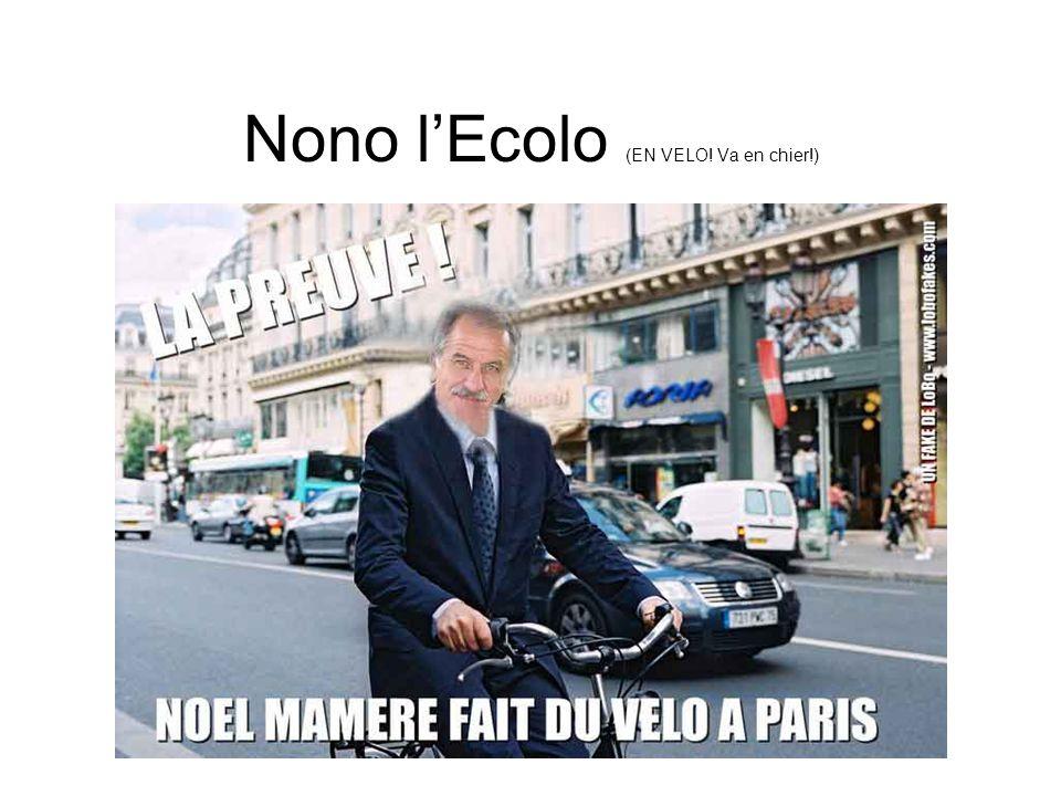 Nono lEcolo (EN VELO! Va en chier!)
