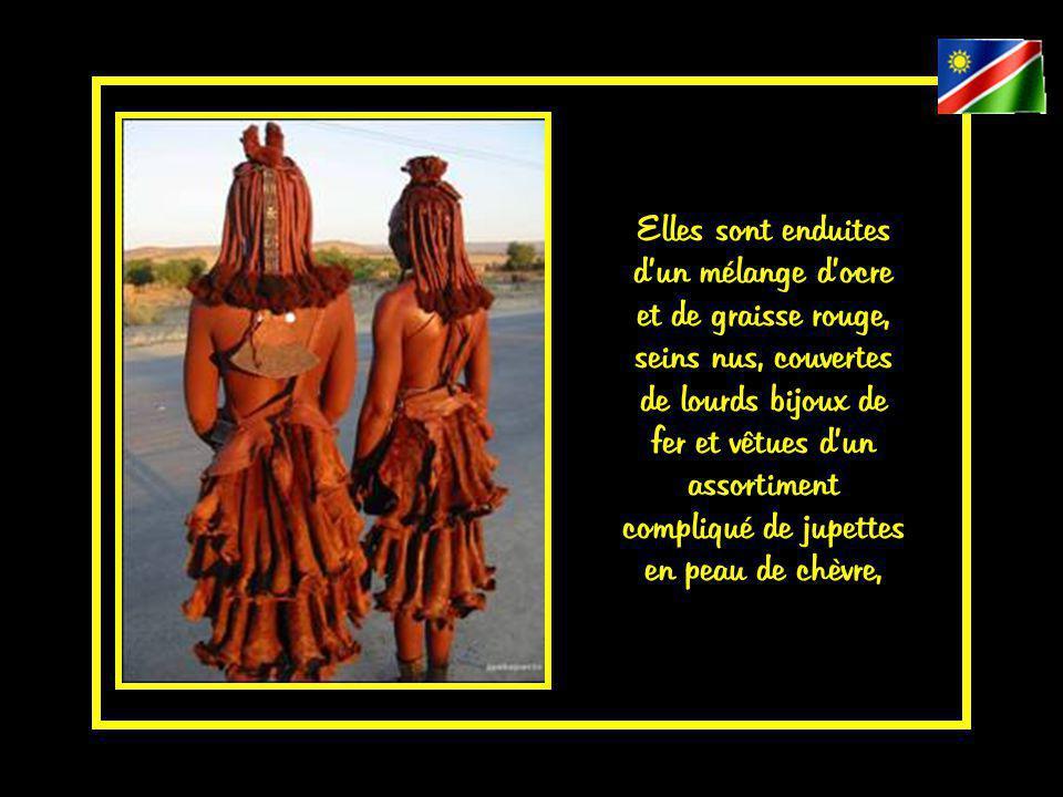 Chez les Himbas, les femmes transmettent les droits de propriété et d héritage.