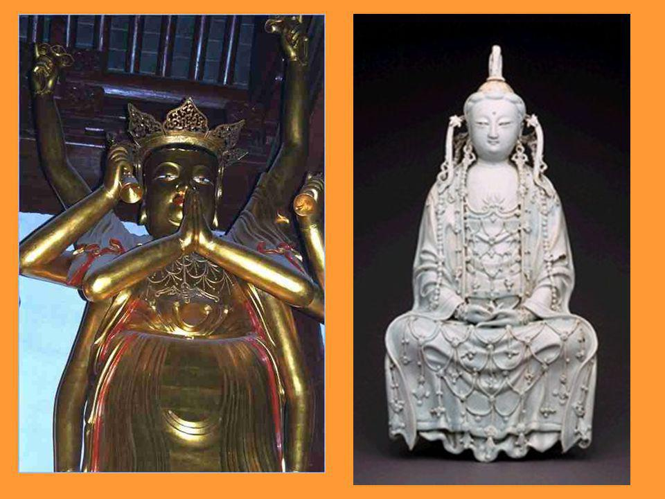 Gardiens du Bouddha