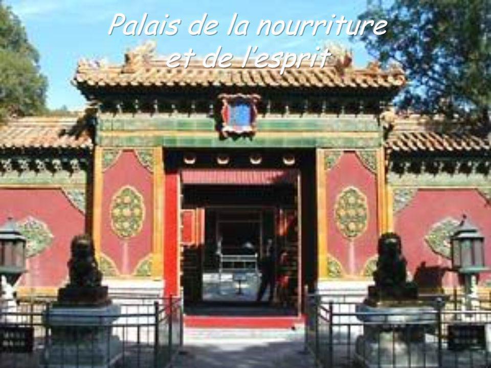 Palais de la longévité et de la tranquilité
