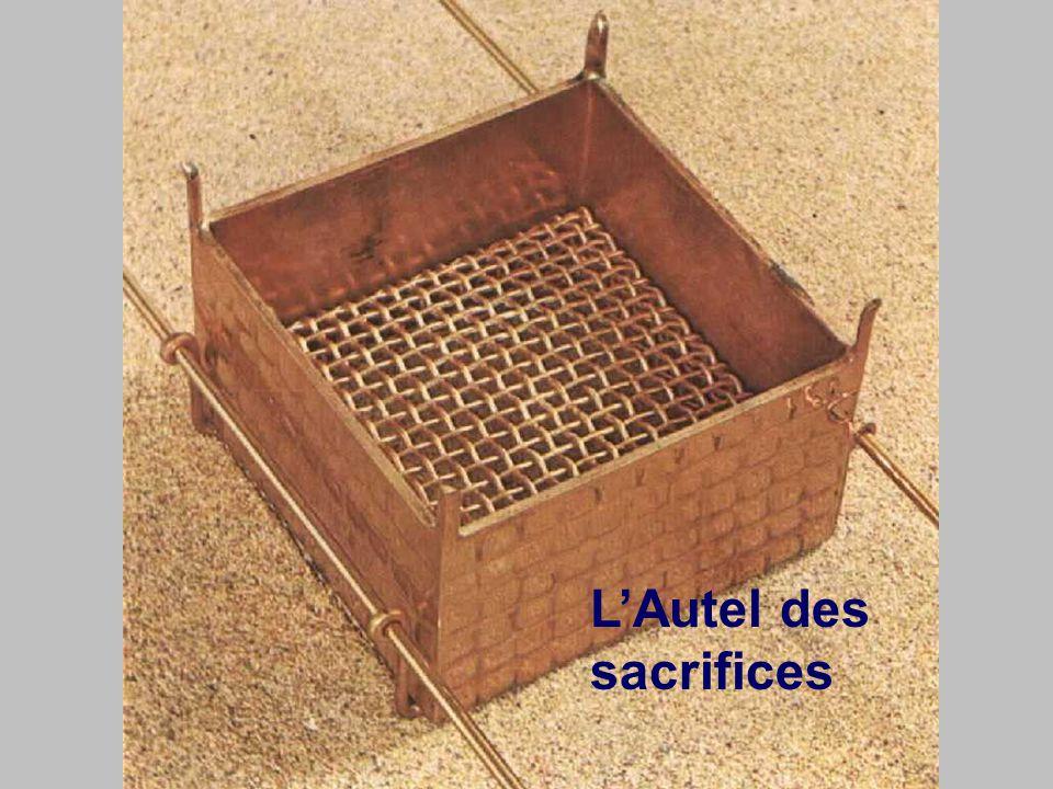 LAutel des sacrifices