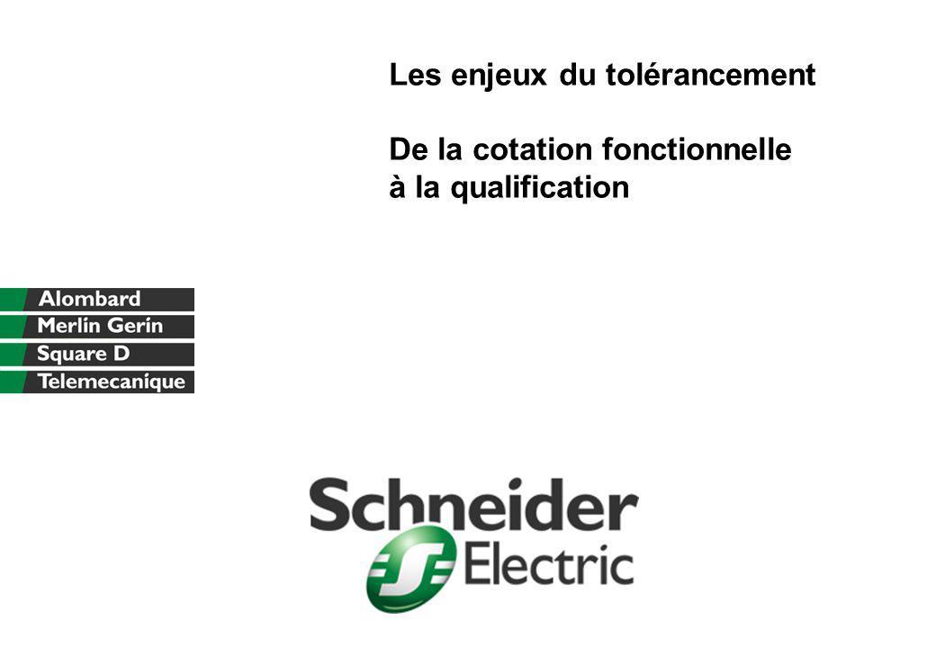 Schneider Electric - Patrick LACHEAU - mai 2004 - Français 12 Formalisation du besoin fonctionnel Modélisation CAO