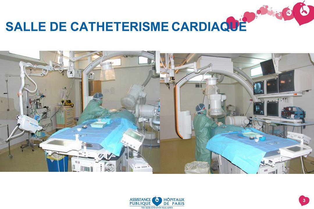 3 SALLE DE CATHETERISME CARDIAQUE