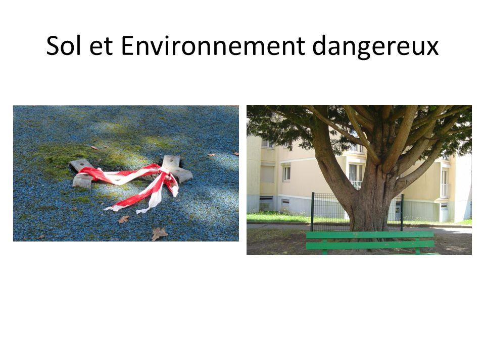 Sol et Environnement dangereux