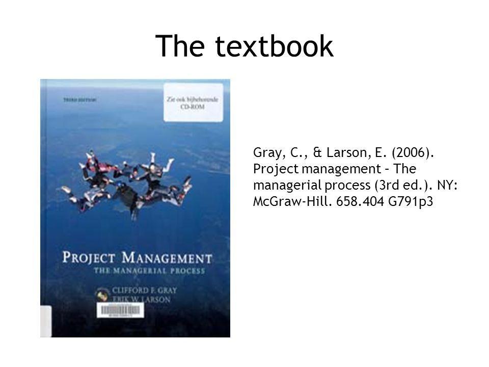 larson gray project management