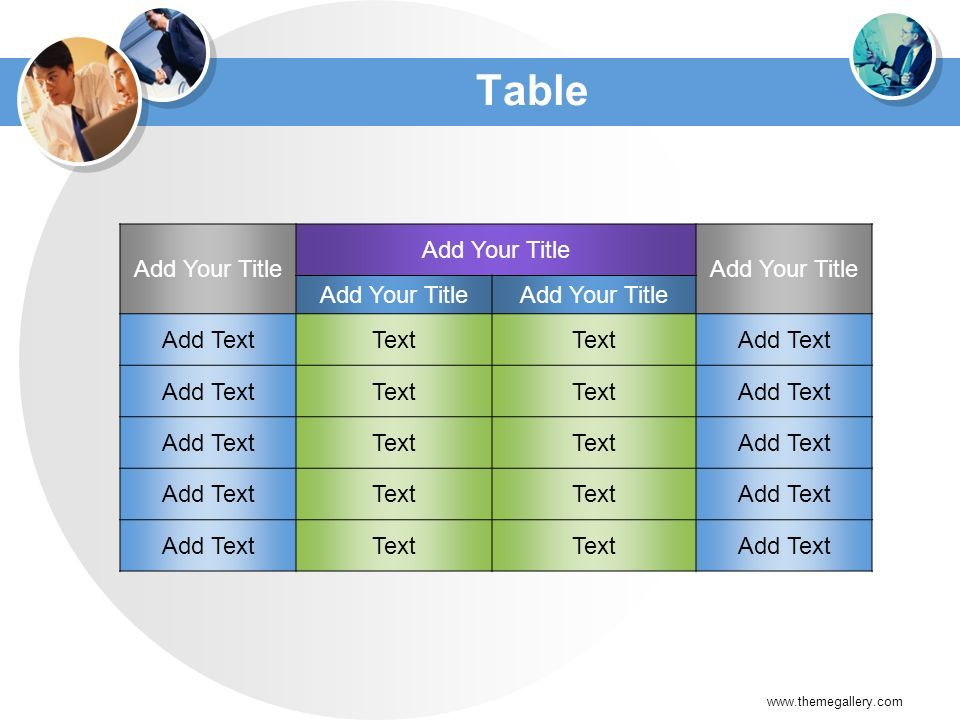 Table Add Your Title Add TextText Add Text Text Add Text Text Add Text Text Add Text Text Add Text