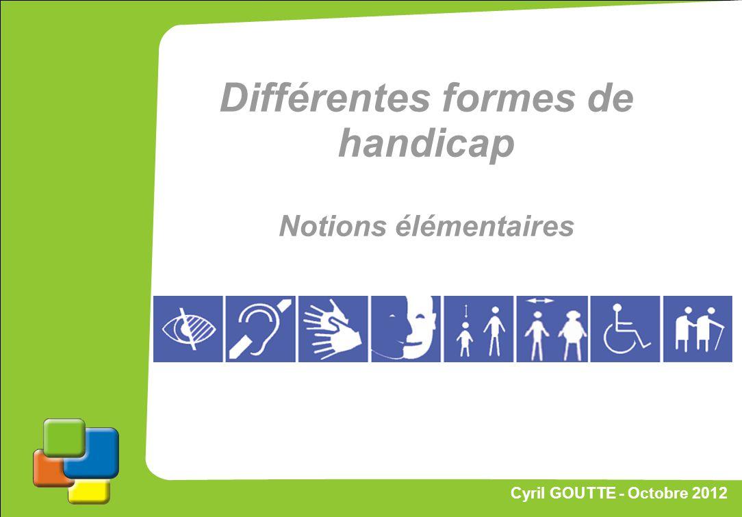 47 Cyril GOUTTE – Octobre 2012 47 3 – repérer les différentes prestations (ou services) Repérage des différents services et/ou locaux