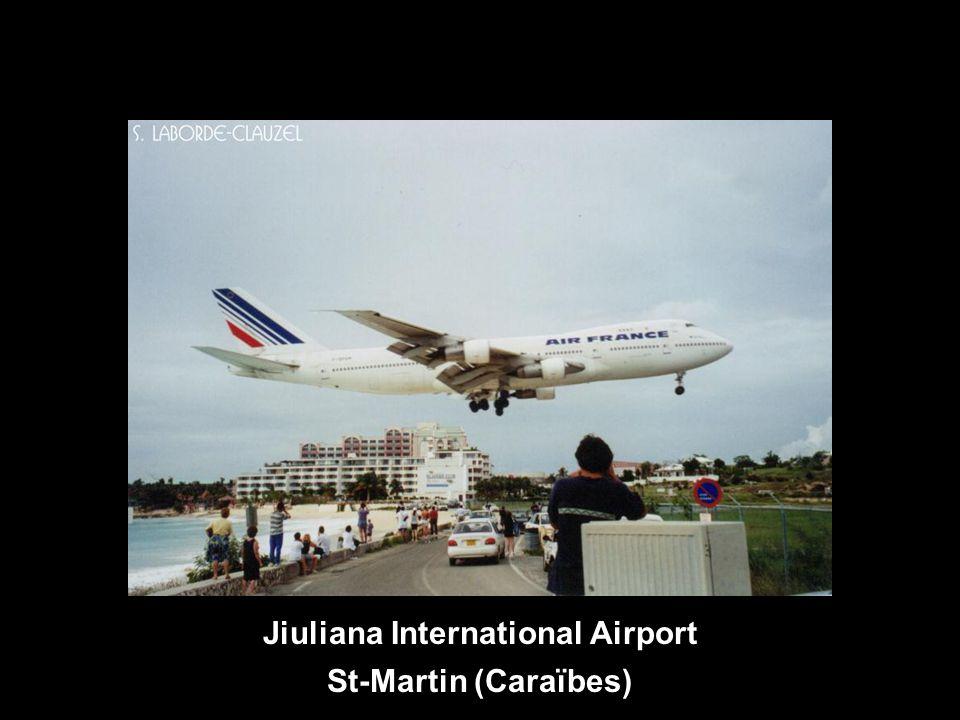 Jiuliana International Airport St-Martin (Caraïbes)