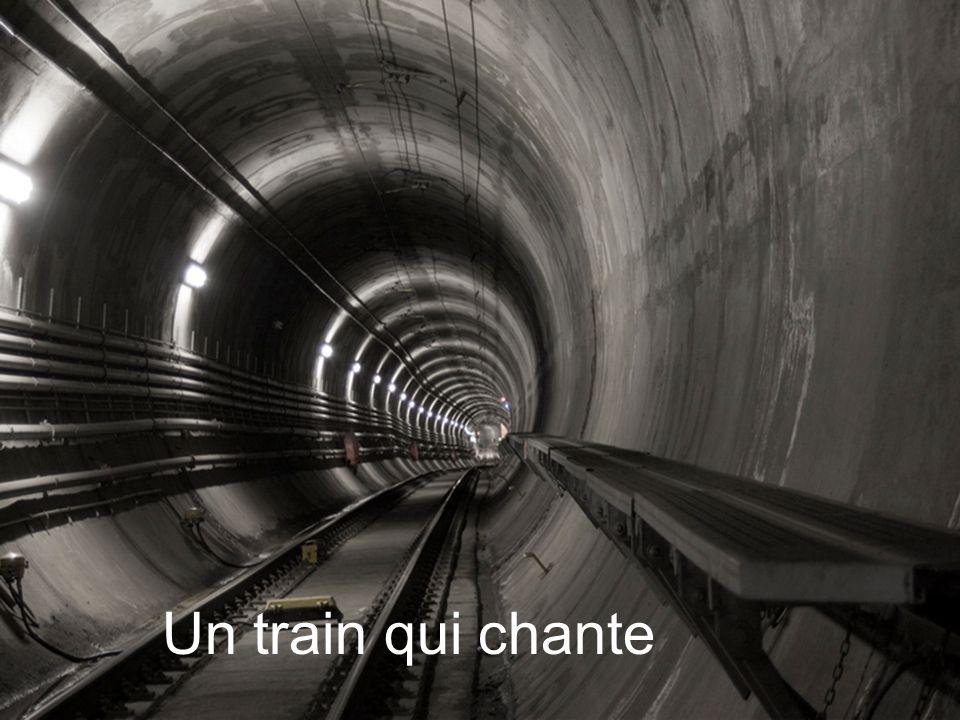 Un train qui chante